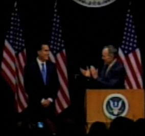 Pres Welcoming Gov