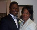 Pastor & First Lady Jeffrey and Dierdre Brown