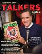 Feb 2008 Talkers magazine cover